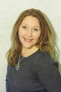 Kelly Hall Author Photo