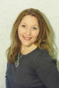 Kelly Hall Author Photo