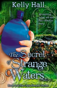 The Secret of Strange Waters- Blue Title RGB