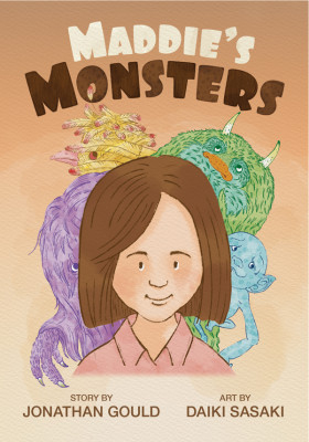 Maddie's monster cover