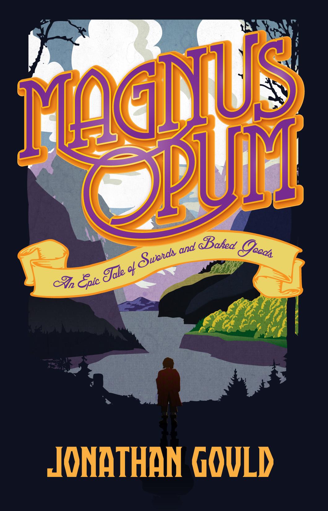 http://www.amazon.com/Magnus-Opum-Jonathan-Gould-ebook/dp/B00LP8YUBQ/