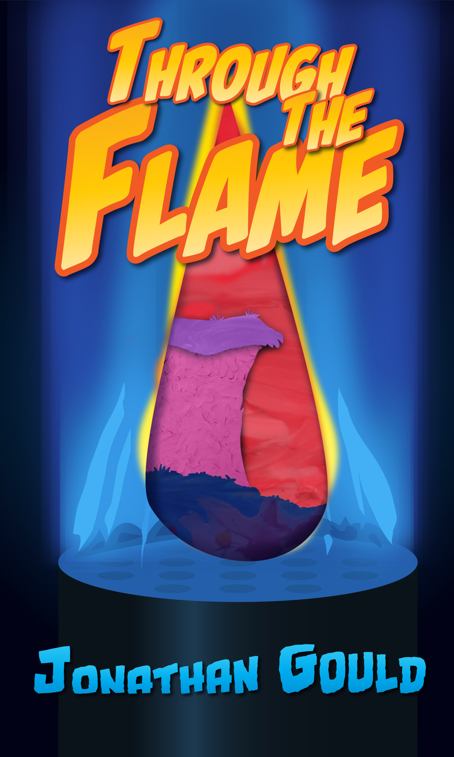 Through the Flame cover
